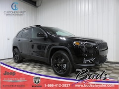 new 2021 Jeep Cherokee ALTITUDE 4X4 Sport Utility for sale in Greenville OH