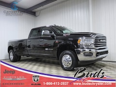 new 2020 Ram 3500 LARAMIE LONGHORN CREW CAB 4X4 8' BOX Crew Cab for sale in Greenville OH