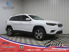 New Cherokee 2020 Jeep Cherokee LIMITED 4X4 Sport Utility for sale in Celina