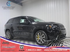 new 2018 Jeep Grand Cherokee TRACKHAWK 4X4 Sport Utility 1C4RJFN99JC334655 for sale in Greenville OH