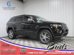 new 2020 Jeep Grand Cherokee LIMITED 4X4 Sport Utility for sale in Greenville OH