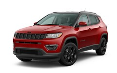 new 2020 Jeep Compass ALTITUDE 4X4 Sport Utility for sale in Greenville OH