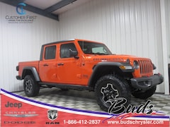 new 2020 Jeep Gladiator RUBICON 4X4 Crew Cab for sale in Greenville OH