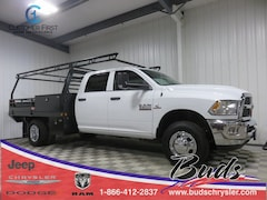 new 2018 Ram 3500 Chassis Cab 3500 TRADESMAN CREW CAB CHASSIS 4X4 172.4 WB Crew Cab for sale in Greenville OH