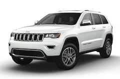 new 2021 Jeep Grand Cherokee LIMITED 4X4 Sport Utility for sale in Greenville OH