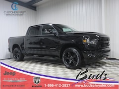 new 2020 Ram 1500 BIG HORN CREW CAB 4X4 5'7 BOX Crew Cab for sale in Greenville OH
