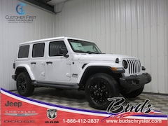 new 2020 Jeep Wrangler UNLIMITED SAHARA ALTITUDE 4X4 Sport Utility for sale in Greenville OH
