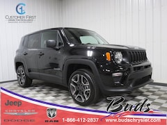 new 2020 Jeep Renegade JEEPSTER 4X4 Sport Utility for sale in Greenville OH