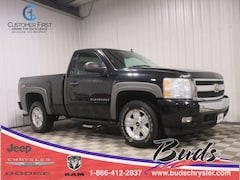 used 2008 Chevrolet Silverado 1500 Truck Regular Cab for sale in Greenville OH