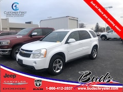 used 2008 Chevrolet Equinox LT SUV for sale in Greenville OH