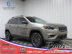 New Cherokee 2021 Jeep Cherokee LATITUDE LUX 80TH ANNIVERSARY 4X4 Sport Utility for sale in Celina