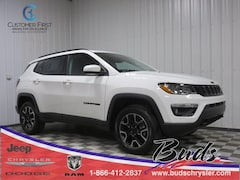new 2019 Jeep Compass UPLAND 4X4 Sport Utility for sale in Greenville OH