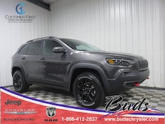 New 2020 Jeep Cherokee TRAILHAWK 4X4 Sport Utility for sale in St. Mary's