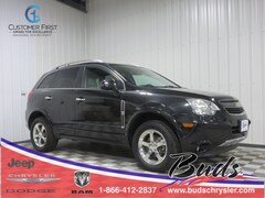 used 2012 Chevrolet Captiva Sport LTZ SUV for sale in Greenville OH