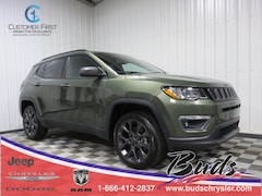 new 2021 Jeep Compass 80TH ANNIVERSARY 4X4 Sport Utility for sale in Greenville OH
