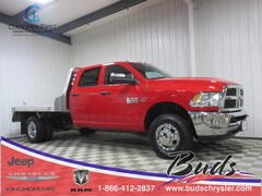 new 2018 Ram 3500 Chassis Tradesman Truck 3C7WRTCL1JG340247 for sale in Greenville OH