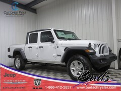 new 2020 Jeep Gladiator SPORT S 4X4 Crew Cab for sale in Greenville OH