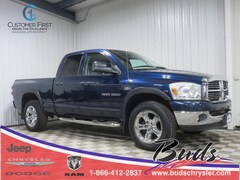 used 2007 Dodge Ram 1500 Truck Quad Cab for sale in Greenville OH