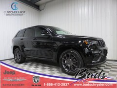 new 2020 Jeep Grand Cherokee HIGH ALTITUDE 4X4 Sport Utility for sale in Greenville OH