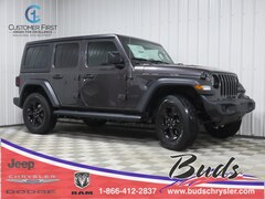 new 2020 Jeep Wrangler UNLIMITED SPORT ALTITUDE 4X4 Sport Utility for sale in Greenville OH