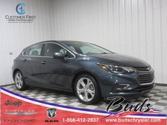 used 2017 Chevrolet Cruze Premier Auto Hatchback for sale in Greenville OH