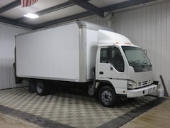 used 2006 Isuzu Chassis Box Truck Cube for sale in Greenville OH