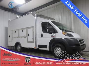 2019 Ram ProMaster 3500 Cutaway Truck