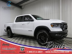 new 2021 Ram 1500 REBEL CREW CAB 4X4 5'7 BOX Crew Cab for sale in Greenville OH