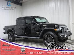 new 2020 Jeep Gladiator OVERLAND 4X4 Crew Cab for sale in Greenville OH
