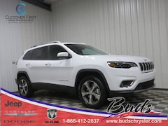 New 2019 Jeep Cherokee LIMITED 4X4 Sport Utility for sale in St. Mary's
