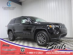 new 2019 Jeep Grand Cherokee LIMITED 4X4 Sport Utility for sale in Greenville OH