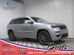New 2019 Jeep Grand Cherokee HIGH ALTITUDE 4X4 Sport Utility for sale in Greenville OH
