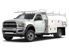 2020 Ram 4500 Chassis Cab 4500 TRADESMAN CHASSIS CREW CAB 4X4 60 CA Crew Cab