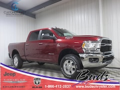 New 2019 Ram 2500 BIG HORN CREW CAB 4X4 6'4 BOX Crew Cab for sale in Greenville OH