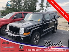 used 2006 Jeep Commander Base SUV for sale in Greenville OH