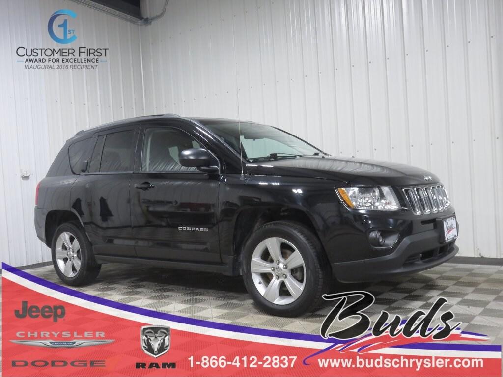 2012 Jeep Compass SUV