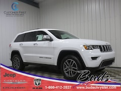 new 2019 Jeep Grand Cherokee LIMITED 4X4 Sport Utility 1C4RJFBGXKC674532 for sale in Greenville OH