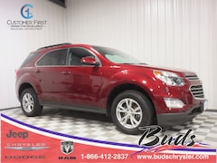used 2016 Chevrolet Equinox LT SUV for sale in Greenville OH