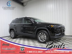 new 2020 Jeep Cherokee LATITUDE LUX 4X4 Sport Utility for sale in Greenville OH