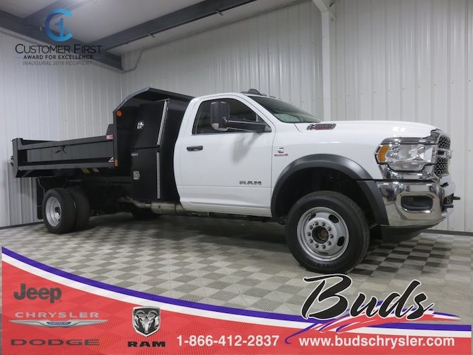 2019 Ram 5500 Chassis Cab