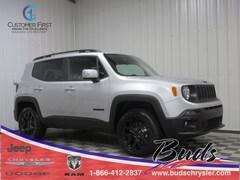new 2018 Jeep Renegade ALTITUDE 4X4 Sport Utility ZACCJBBB2JPH60222 for sale in Greenville OH