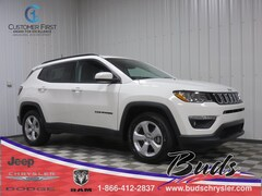 new 2018 Jeep Compass Latitude SUV 3C4NJCBB0JT487224 for sale in Greenville OH
