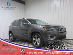 new 2019 Jeep Cherokee LIMITED 4X4 Sport Utility for sale in Greenville OH