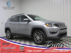 new 2018 Jeep Compass Latitude SUV 3C4NJCBB1JT287114 for sale in Greenville OH