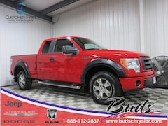 used 2010 Ford F-150 Truck Super Cab for sale in Greenville OH