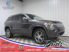 New 2020 Jeep Grand Cherokee OVERLAND 4X4 Sport Utility for sale in Greenville OH