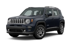 new 2020 Jeep Renegade LATITUDE 4X4 Sport Utility for sale in Greenville OH