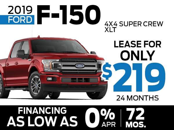 0 Apr For 72 Months On The New 2019 Ford F 150 Truck