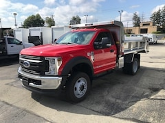 2019 Ford Super Duty F-550 DRW Chassis C XL Regular Cab Chassis-Cab