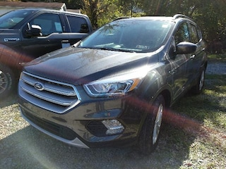 2018 Ford Escape SEL FWD Sport Utility
